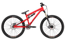 Commencal Absolut SX matt red